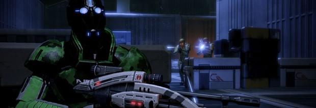 Mass Effect 2: PC против Xbox 360