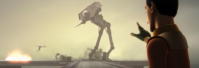 Новые ролики и фото третьего сезона Star Wars Rebels