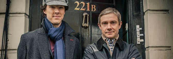 Название первых двух эпизодов четвертого сезона Sherlock