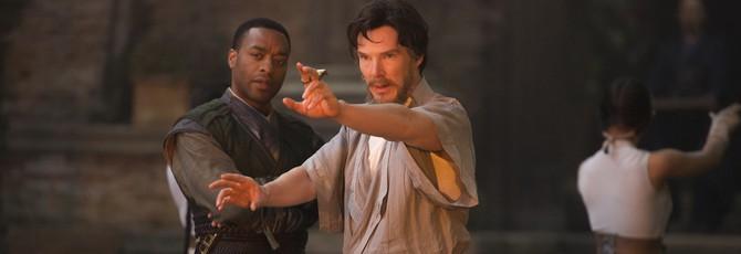 TV-реклама, новые скриншоты и крутые постеры Doctor Strange