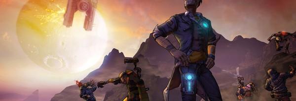 Borderlands 2 – враги будут падать с Луны, буквально