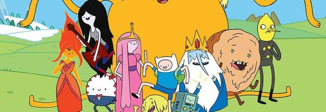 Adventure Time закончится в 2018 году