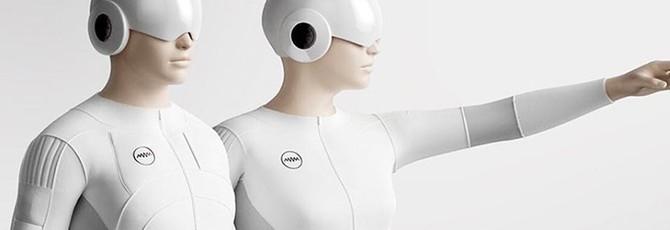 Еще один тактильный костюм для VR — ждем применения в порно