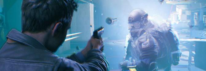 В кат-сцене PC-версии Quantum Break заметили лого Fraps