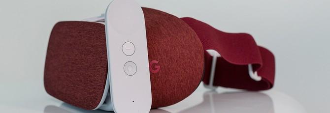 Daydream View — новый VR-девайс от Google
