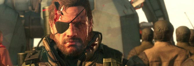 Konami рекламирует Metal Gear Solid V: The Definitive Experience