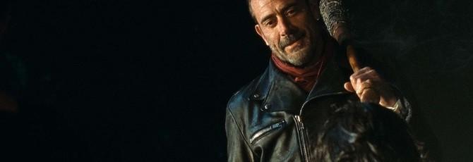 Кровавый тизер седьмого сезона The Walking Dead