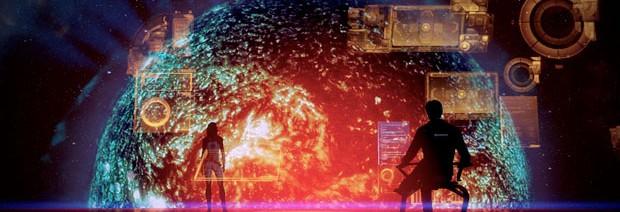 Прохождение Mass Effect 2 - Спасение Джокера/Пробуждение
