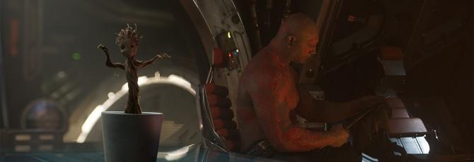 Малыш Грут будет милым и забавным в Guardians of the Galaxy: Vol. 2