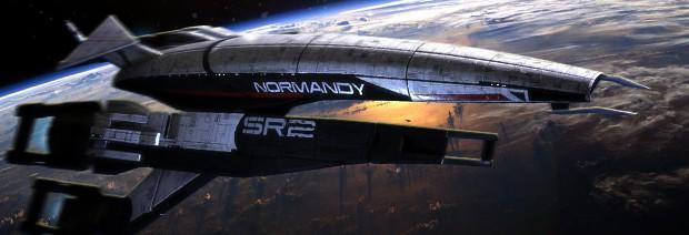Добыча ресурсов в Mass Effect 2