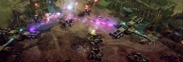 Бета Command & Conquer 4 сегодня!