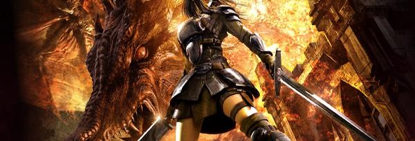 Трейлер аниме Dragon Age: Dawn of the Seeker