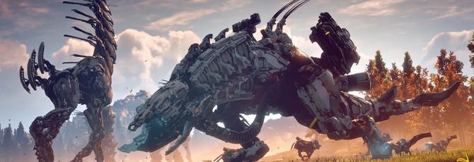 Эволюция роботов в новом ролике от разработчиков Horizon: Zero Dawn