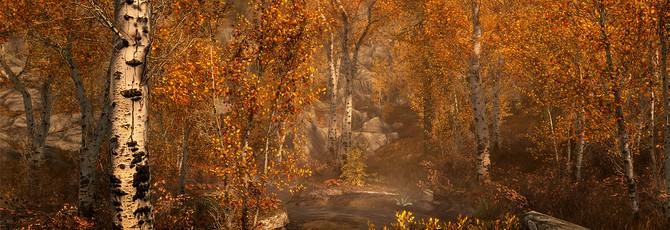 Видео-сравнение Skyrim: Spеcial Edition на PS3 и PS4