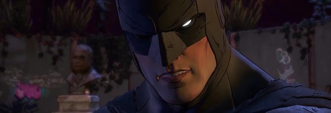 Трейлер третьего эпизода Batman от TellTale