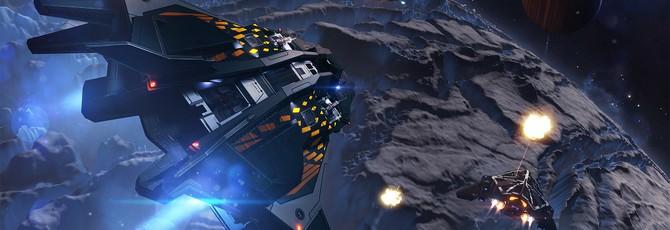 Трейлер нового дополнения Elite Dangerous: Horizons — The Guardians