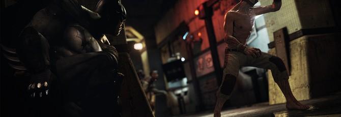 Сравнение графики Batman: Return to Arkham с оригиналом