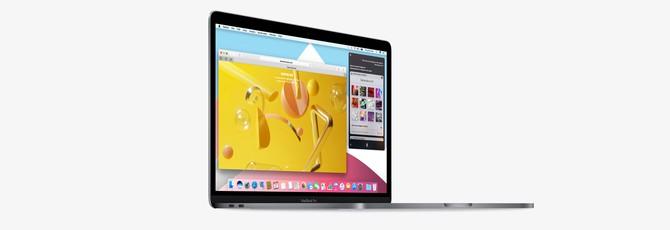 Красивые видео с презентации MacBook Pro