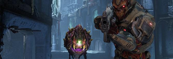 Второе DLC для DOOM — Hell Followed