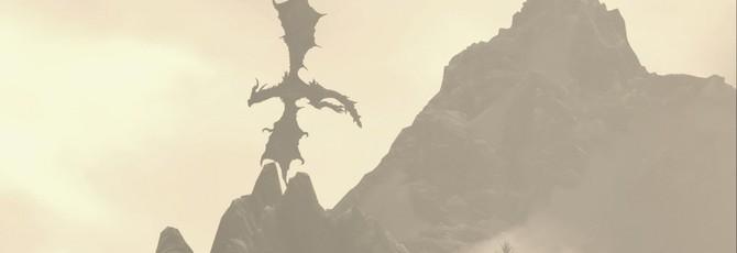 Сотня драконов и тысяча лучников сошлись в битве в Skyrim: Special Edition