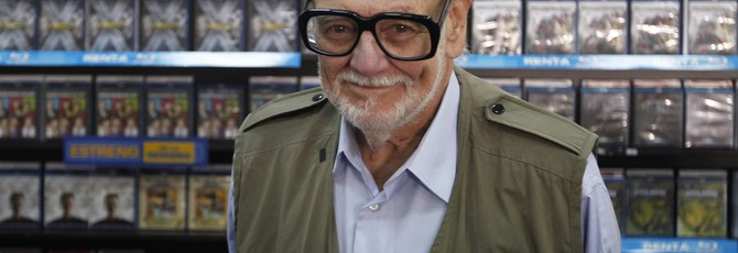 Джордж Ромеро: качество зомбимуви стало хуже