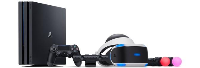 Sony объясняет причину падения продаж PS4
