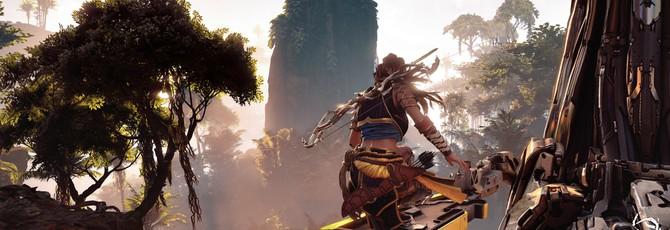 Horizon: Zero Dawn получит два графических режима на PS4 Pro