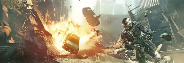 Скриншоты Crysis 2