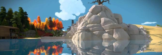 The Witness будет поддерживать два графических режима на PS4 Pro