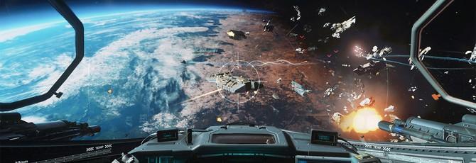 Астероидный геймплей Call of Duty: Infinite Warfare