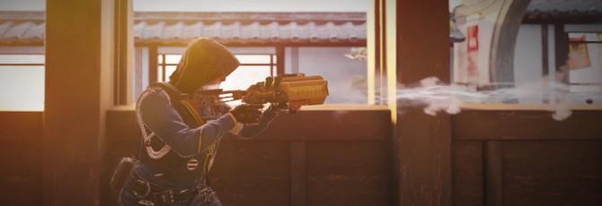 Хибана и Эхо — новые оперативники в Rainbow Six: Siege