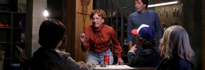 Шон Леви намекнул на третий сезон Stranger Things