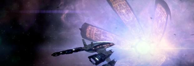 Прохождение Mass Effect 2 – Цитадель