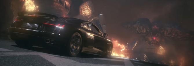 Трейлер Final Fantasy XV-версии Audi R8