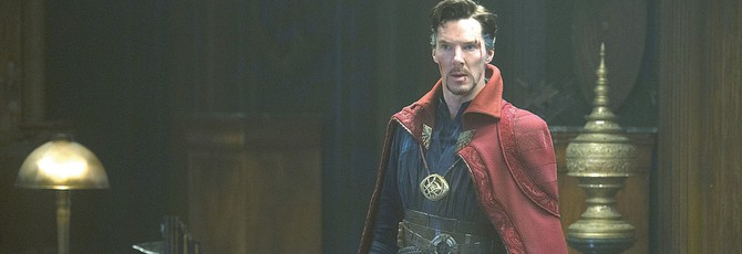Сборы Doctor Strange близки к 500 миллионам