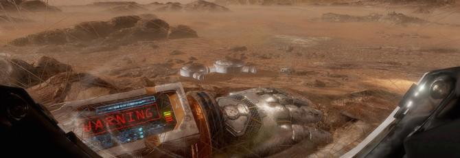 Почувствуй себя Марком Уотни в The Martian: VR Experience
