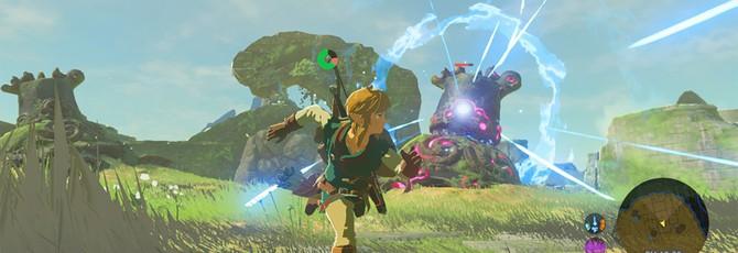 Слух: новая Zelda не выйдет на релизе Nintendo Switch