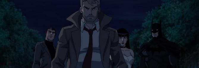 Борьба с общим врагом в новом трейлере Justice League Dark