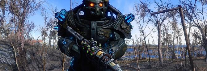 Моды Fallout 4 на PS4 будут доступны на этой неделе