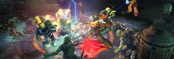 Новый DLC Warhammer 40k: Space Marine на следующей неделе