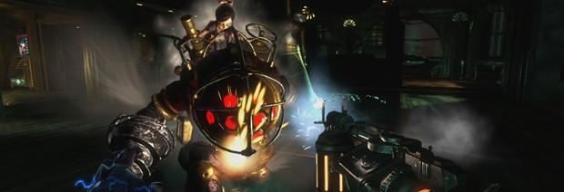 BioShock 2 в 3D