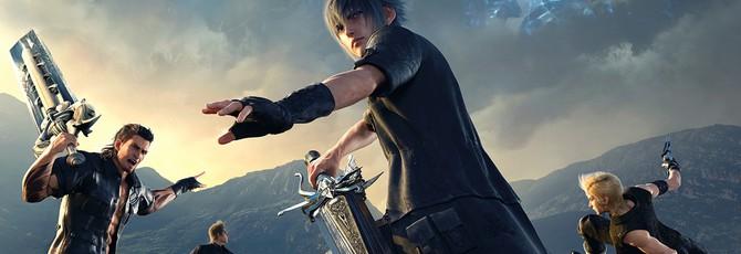 Частичка Final Fantasy XV появится в NieR: Automata