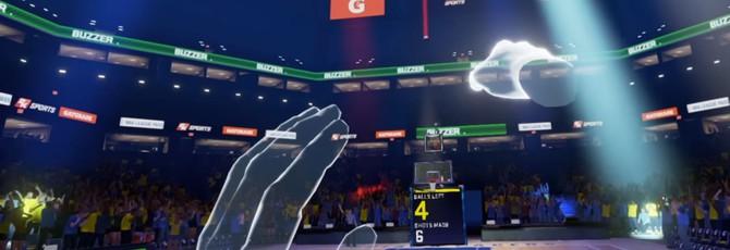 2K отправят вас на баскетбольную площадку NBA 2K17 с помощью VR