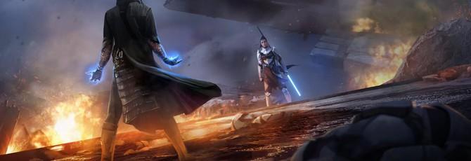 В новом дополнении Star Wars: The Old Republic игрок будет править Галактикой