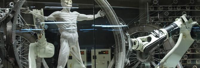В MIT разработаны пластиковые мышцы — Westworld в реальности