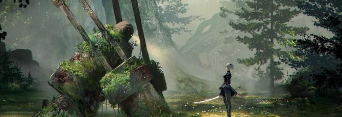 Трейлер кроссовера NieR: Automata и Final Fantasy XV