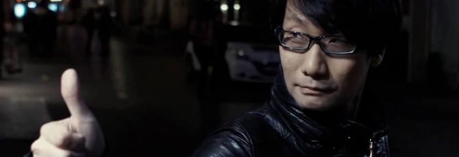 Хидео Кодзима получил награду The Game Awards — Икона Индустрии