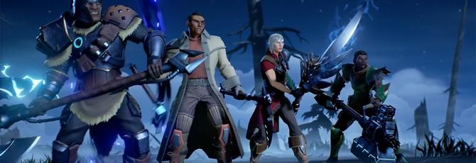 The Game Awards: анонс-трейлер кооперативной RPG Dauntless