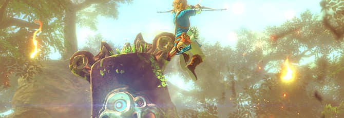 The Game Awards: Еще немного геймплея The Legend of Zelda: Breath of the Wild