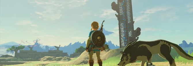 Фанаты Nintendo в экстазе от собачки в трейлере The Legend of Zelda: Breath of the Wild